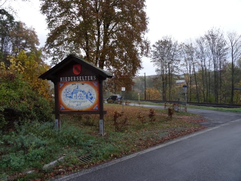 Niederselters – Limburg, 6 November 2016