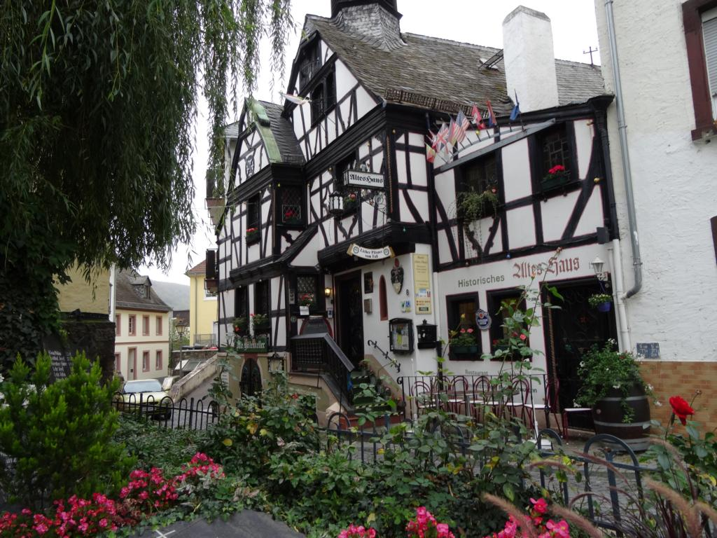 Rüdesheim am Rhein – Assmannshausen, 8 Oktober 2017