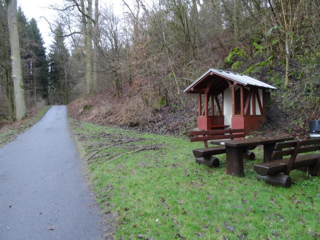 Niederselters – Brechen: Ems & Wörsbachtal Radweg, 21 Januar 2018