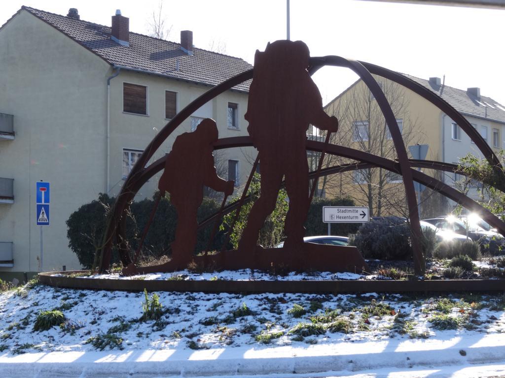 Idstein – Niederselters: Ems & Wörsbachtal Radweg, 13 Februar 2018