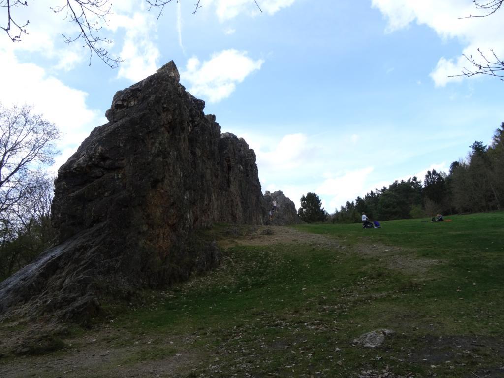 Usingen – Eschbacher Klippen, 15 April 2018