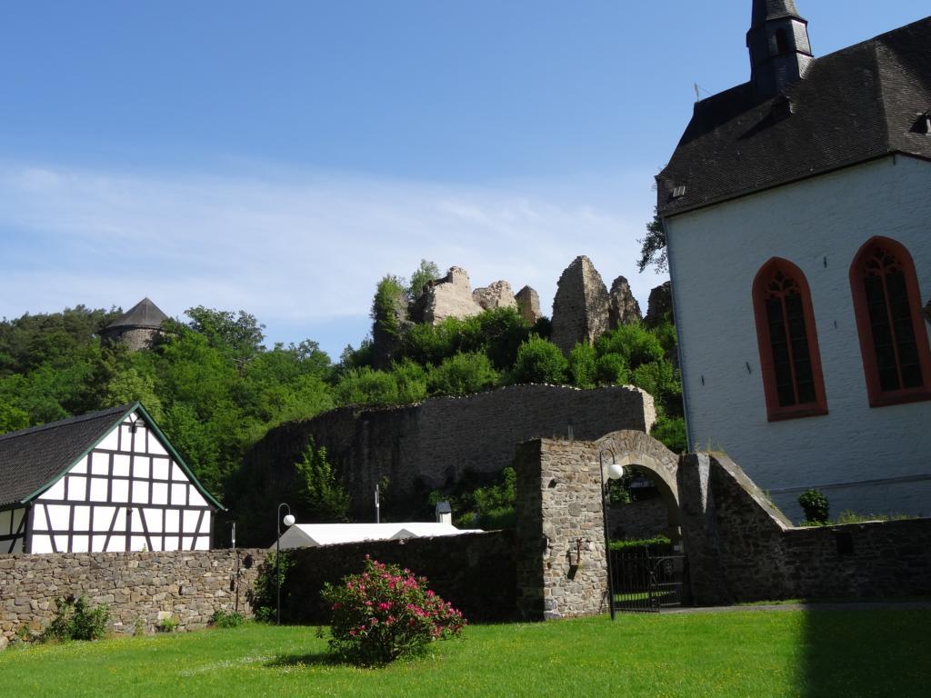 Fernthal – Bertenauer Weg N1 mit Kloster Ehrenstein, 27 Mai 2018
