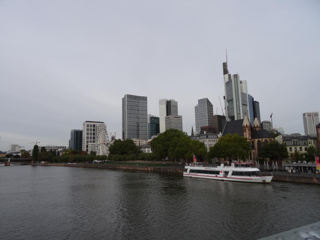 Frankfurt a.M. – Niederrad Runde, 22 September 2018