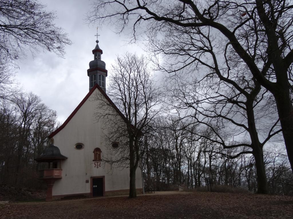Hofheim (Ts) – Meisterturm – Bergkapelle, 9 Februar 2019