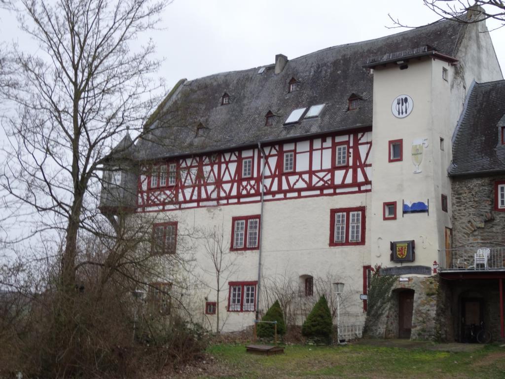 Katzenelnbogen mit Schloss  – Schönborn, 17 März 2019