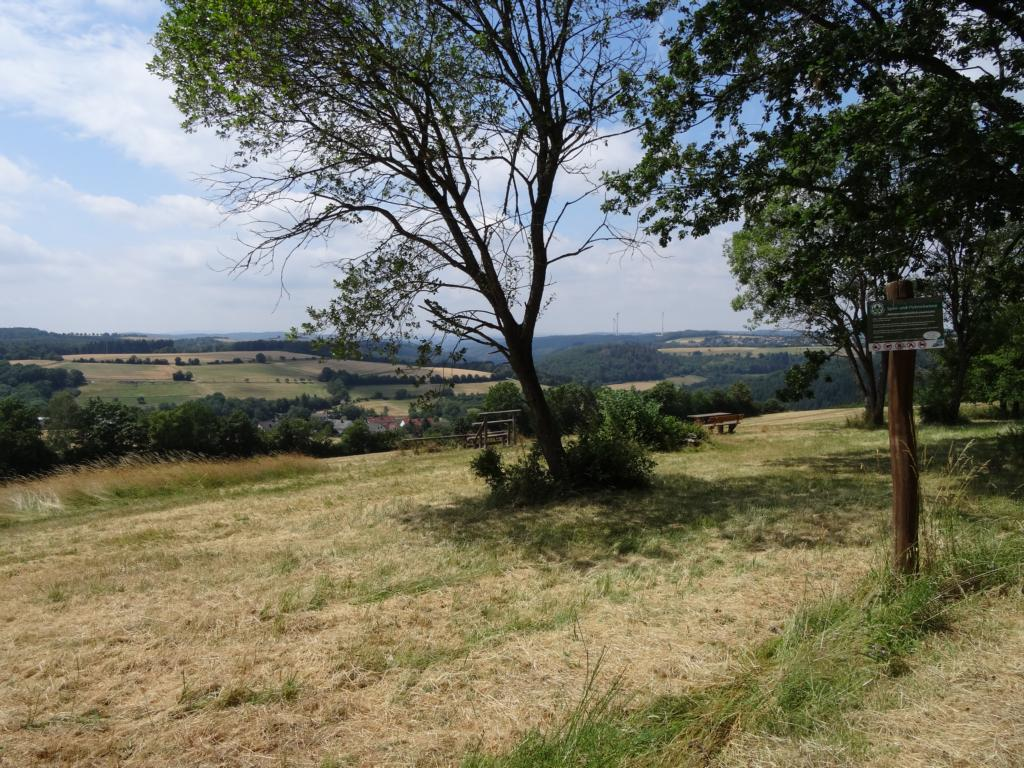 Bad Schwalbach – Ramschied, 7 Juli 2019